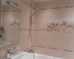 Фото ремонта ванной комнаты: ул. Новоорловская