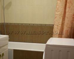 Фото ремонта ванной комнаты: ул. Лухмановская