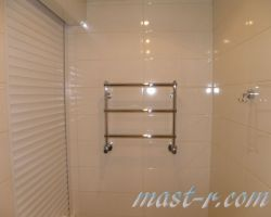 Фото ремонта ванной комнаты: м. Коломенская
