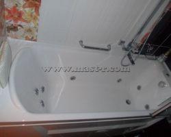 Фото ремонта ванной комнаты: м.Текстильщики