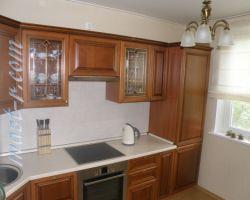 Фото ремонта кухни и коридора: м. Коломенская