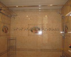 Фото ремонта ванной комнаты: Южное Бутово, ул. Чечерский проезд