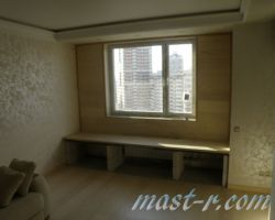 Фото ремонта комнаты: Мичуринский пр-т