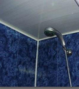 ванной комнаты панелями пвх: фото