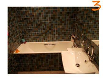 Ремонт ванной комнаты и туалета под ключ — этап №3