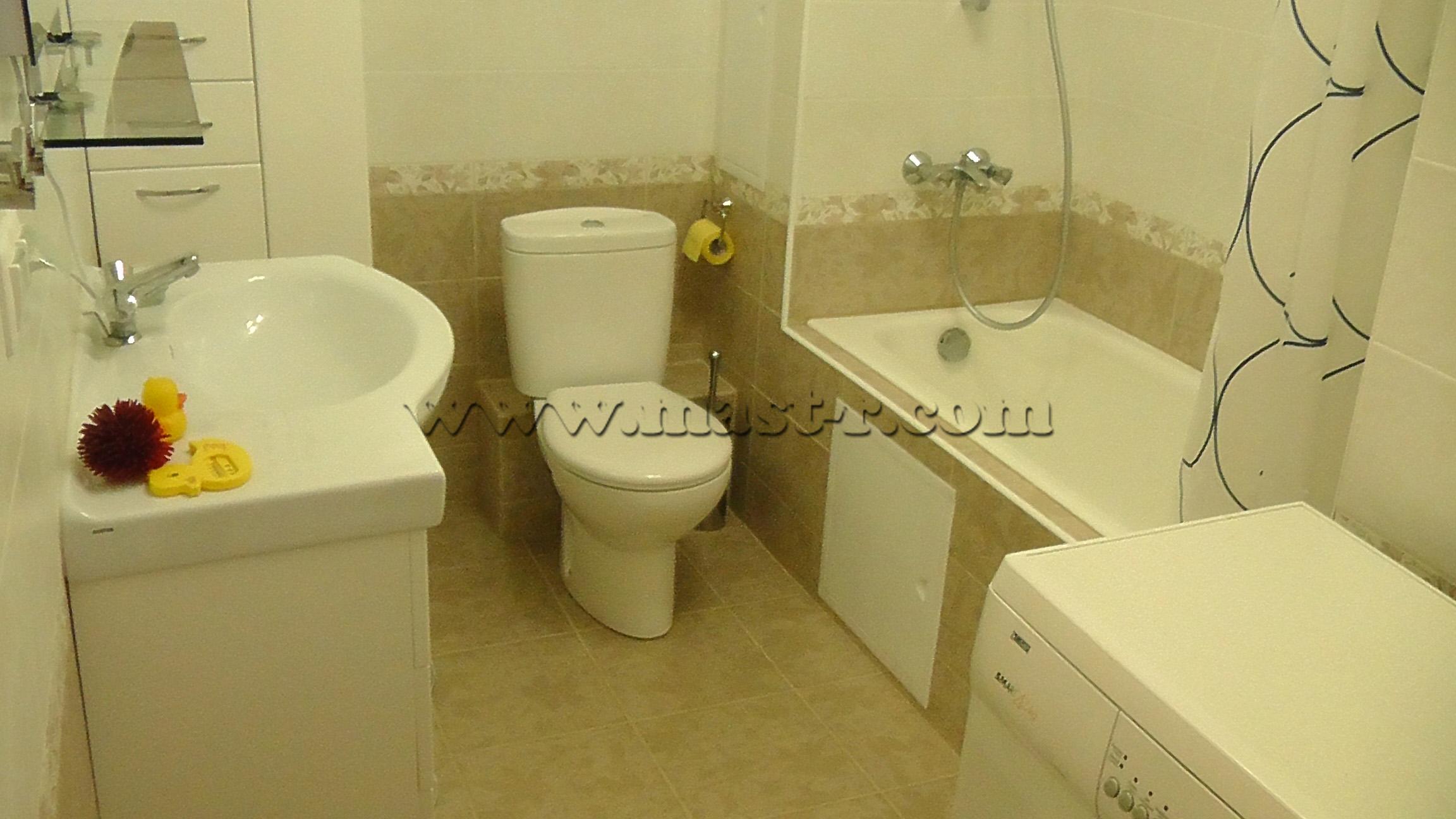 Совмещение туалета и ванной комнаты. Ремонт своими руками