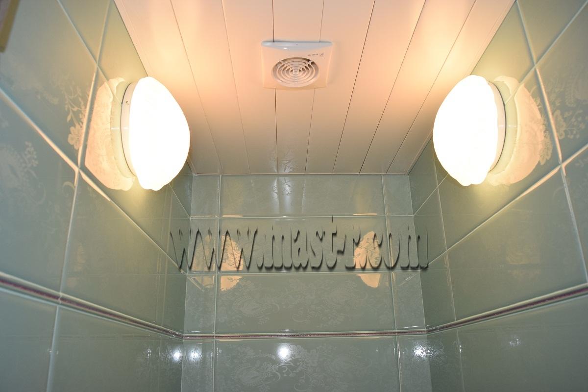 Фото ремонта ванной комнаты: ул
