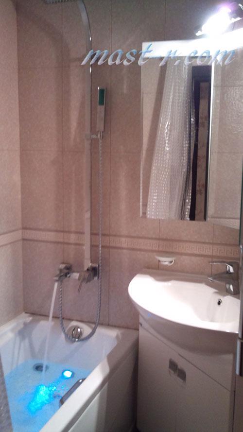 Дизайн ванных комнат маленьких размеров в панельном доме
