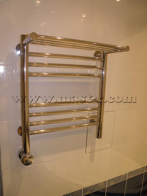 Электрический полотенцесушитель для ванной фото