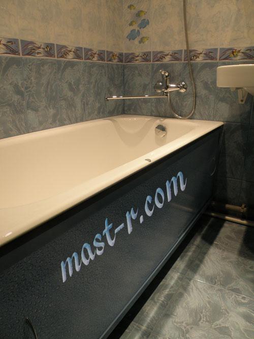 дизайн ванной комнаты, ремонт ванной фото пластиковый фартук