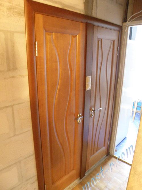 дизайн ванной комнаты, ремонт ванной снос сантехнической кабины