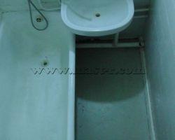Фото ремонта ванной комнаты: м. Выхино, Ул. Снайперская