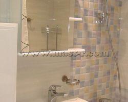 Фото ремонта ванной комнаты: м. Октябрьское Поле