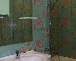 Фото ремонта ванной комнаты: ул. Селигерская, дом 12