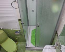 Фото ремонта ванной комнаты: Ильинский бульвар, 8