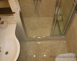 Фото ремонта ванной комнаты: Петровско-Разумовский проезд, 15