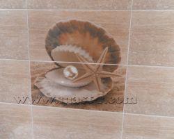 Фото ремонта ванной комнаты: пр-т Маршала Жукова