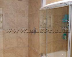 Фото ремонта ванной комнаты: м. Новопеределкино