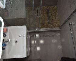 Фото ремонта ванной комнаты: ул.Ташкентская, 10