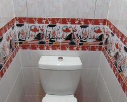 Фото ремонта ванной комнаты: ул. Талинская
