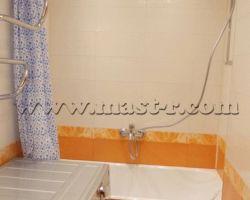Фото ремонта ванной комнаты: м. Пражская