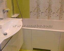 Фото ремонта ванной комнаты: Химки