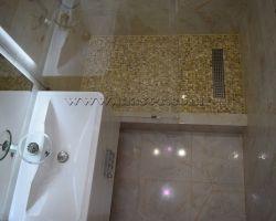 Фото ремонта ванной комнаты: ул. Николо-Хованская