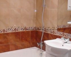 Фото ремонта ванной комнаты: м. Таганская