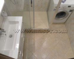 Фото ремонта ванной комнаты: ул. 15-я Парковая