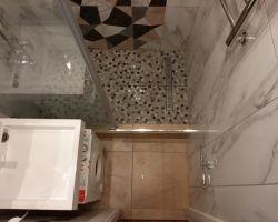 Фото ремонта ванной комнаты: Ул. Снайперская, 13