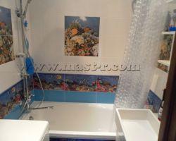 Фото ремонта ванной комнаты: ул. Героев Панфиловцев
