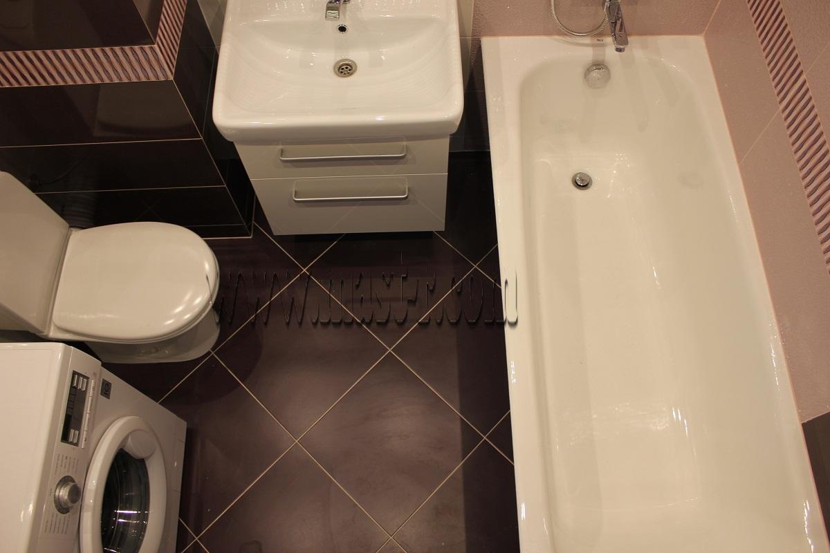 Обладателям новой квартиры с уже готовой предчистовой отделкой от застройщика лучше всего начинать с ремонта санузла и ванной комнаты, чтобы черновые работы были выполнены в полном объеме, так как сдаются без какой-либо отделки.