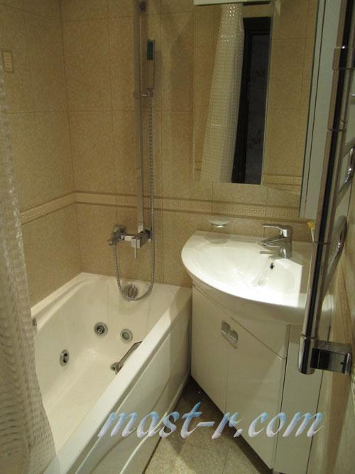 Ванная 130 на 130 комната мебель ванная милан