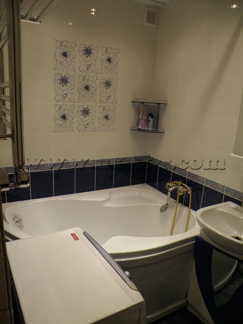 фото ванны с угловой ванной фото